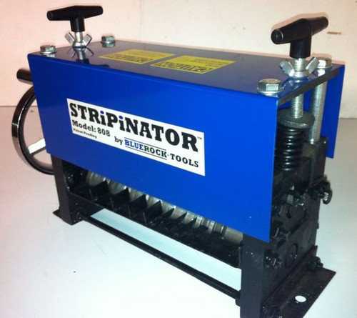 BLUEROCK STRiPiNATOR MWS-808 Manual Wire Stripping Machine