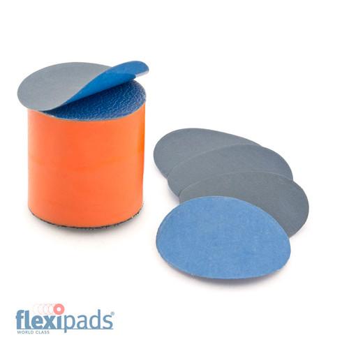 35mm P1500 PSA De-Nibbing Abrasive Discs (Pack of 100)