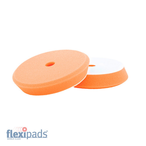 150mm PRO-CLASSIC ORANGE Medium Heavy Cuttting Pad