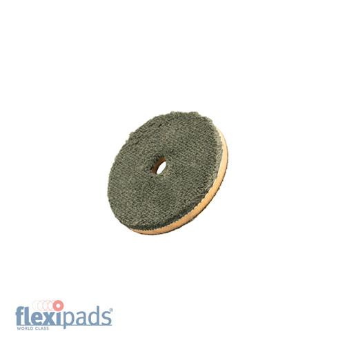 "80mm (3"") DA Microfibre XTRA Cut Disc (10mm Hole)"