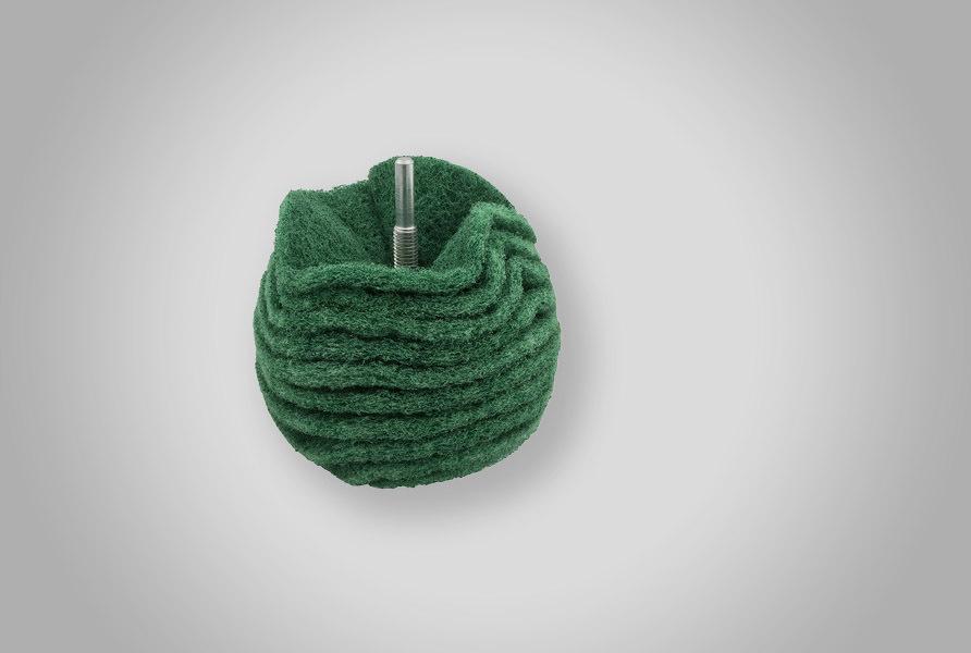 Scruff Balls & Handpads