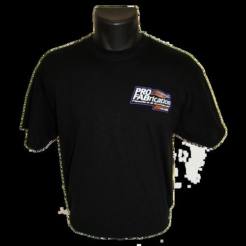 ProFab 25 Years T-Shirt, Black
