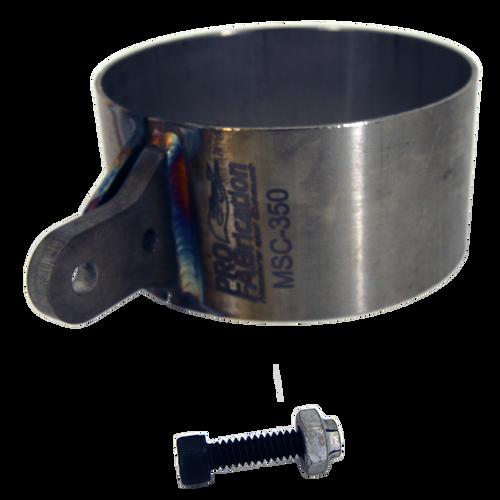 "3.5"" Muffler Hanger Support Clamp"