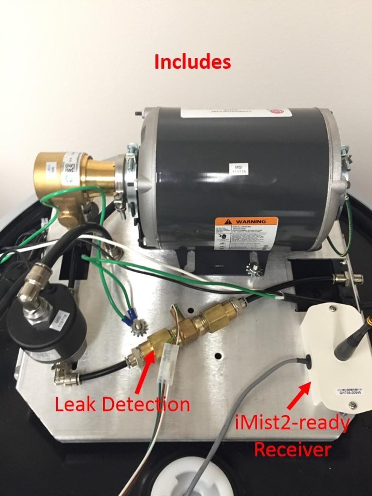 Gen 1.3 55 Gal w/ Agitation & Leak Detection