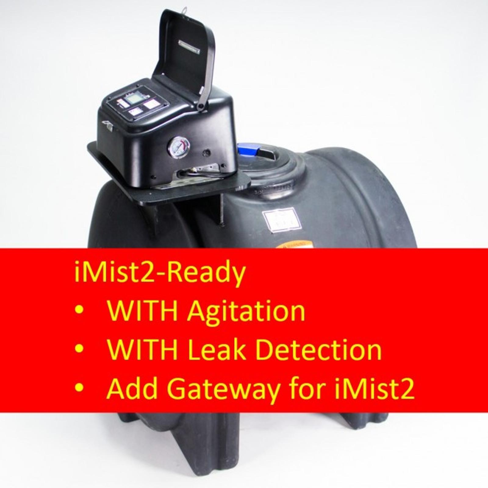 Gen 1.3 125 Gal w/ Agitation & Leak Detection
