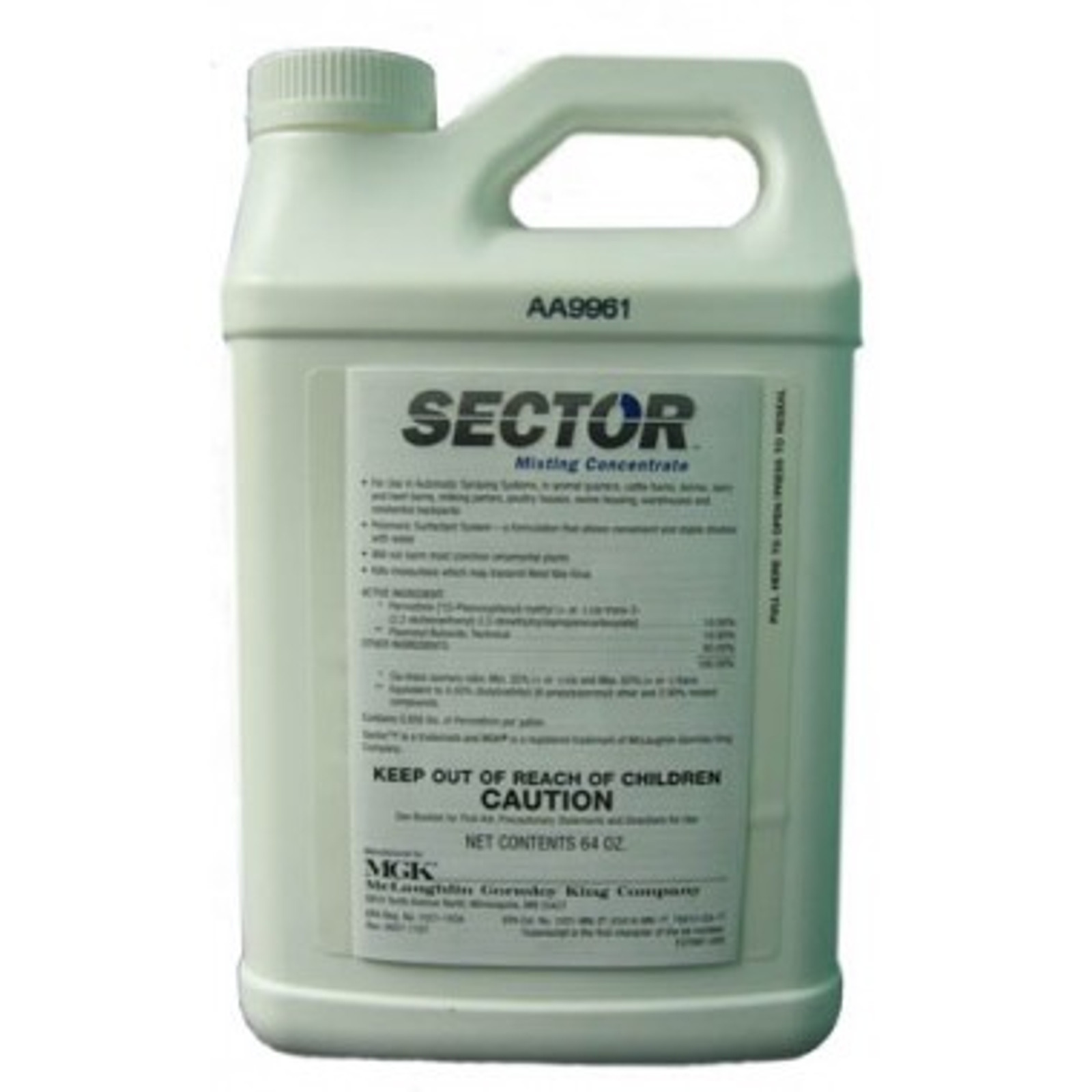 MGK Sector 64 oz Misting Concentrate