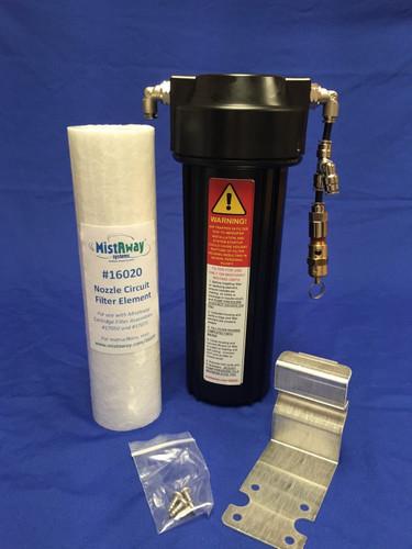 Nozzle Circuit Filter Kit - Gen 1.3