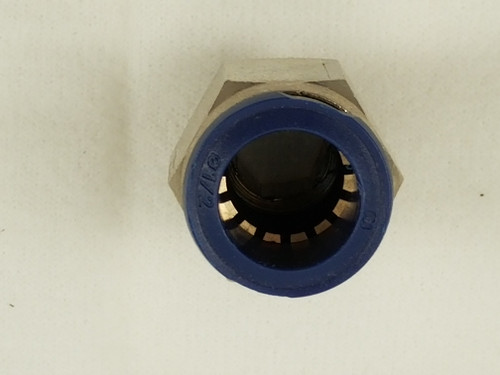 """Old Style 3/8"""" M to 3/8"""" PTC Fitting"""