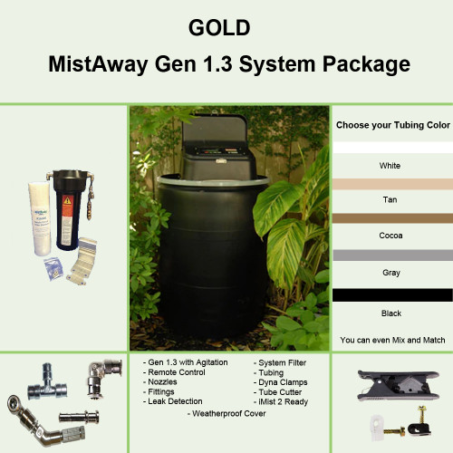Gold Complete System Package
