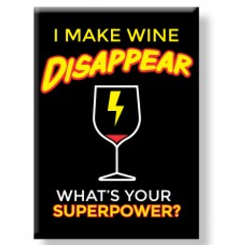 """""""What's Your Superpower?"""" Magnet"""