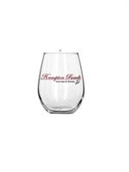 Hampton Roads Winery Stemless Glass