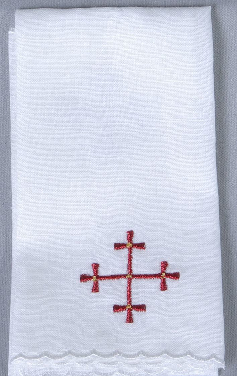 Purificator With Greek Cross | Polyester | 19