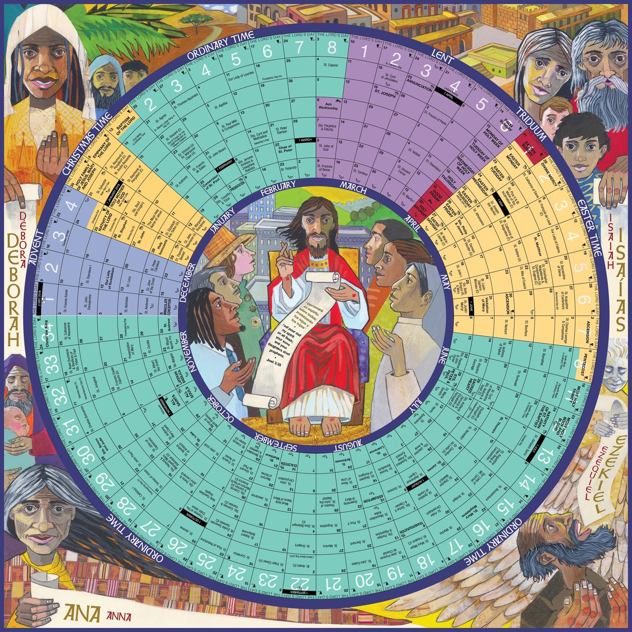 2019 Liturgical Calendar Year of Grace | Calendar | 2019 | 26