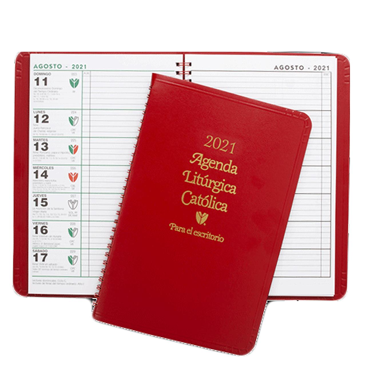 Ecu Calendar Fall 2022.Liturgical Desk Calendar 2021 2022 Calendar