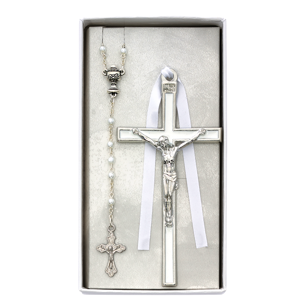 Saint St Michael Archangel Wall Cross First Communion Confirmation Gift Favors