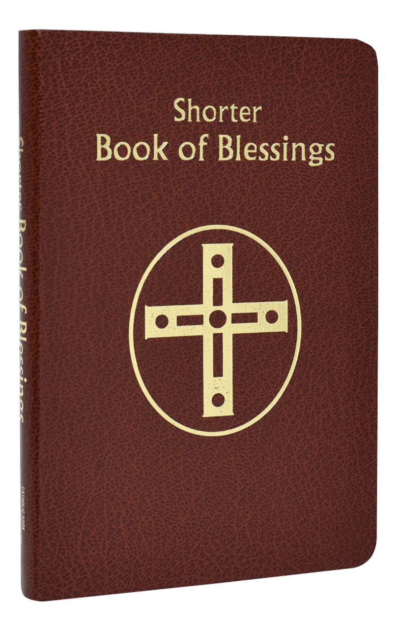 Shorter Book of Blessings | Approved English Translation | Flexible Cover |  9780899425658