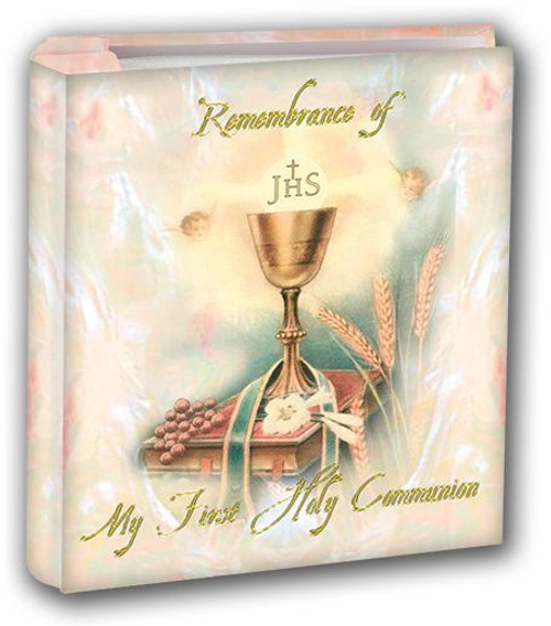 Remembrance First Holy Communion Photo Album 50 Photos 4 X 6