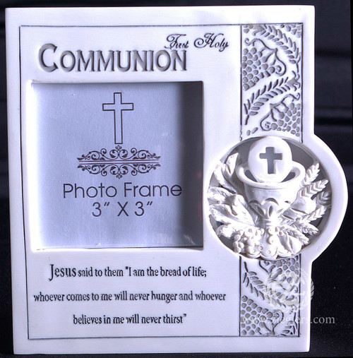 First Communion Frames & Photo Albums | Zieglers Catholic Store