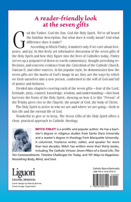 ... The Seven Gifts of the Holy Spirit Book 9780764807190