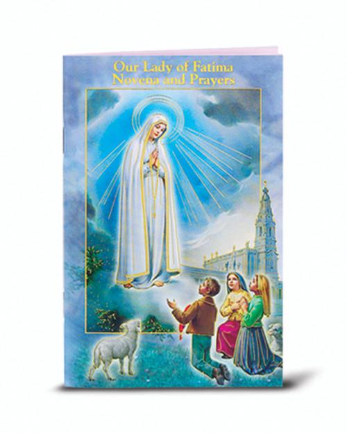 Our Lady of Fatima | Novena & Prayers | Booklet | Fratelli Bonella Art