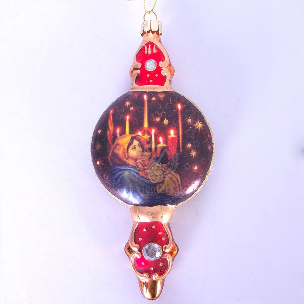 Christmas Trees Ornaments What They Really Mean F C Ziegler