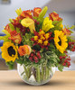 Palace's Autumn Bowl in Rockville MD, Palace Florists