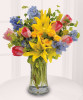 Joys of Spring in Bethesda MD, Palace Florists