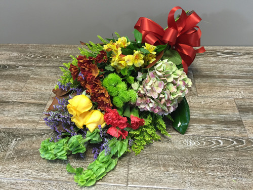 Wrapped Flower Bouquet in Rockville MD, Palace Florists