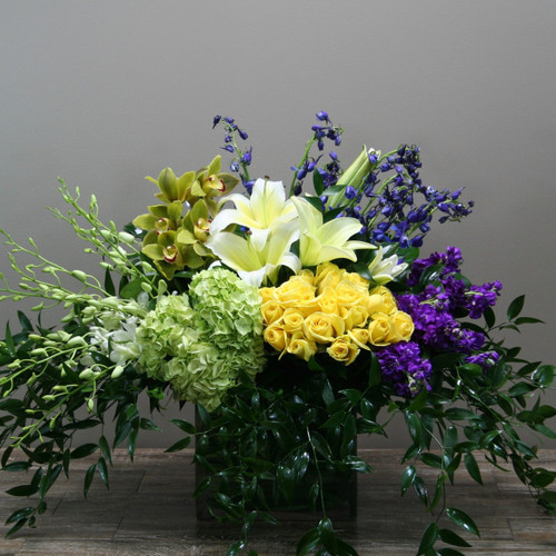 Layers of Blooms in Washington DC, Palace Florists
