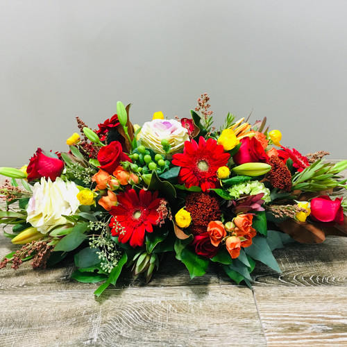 Autumn Ambers in Washington DC, Palace Florists