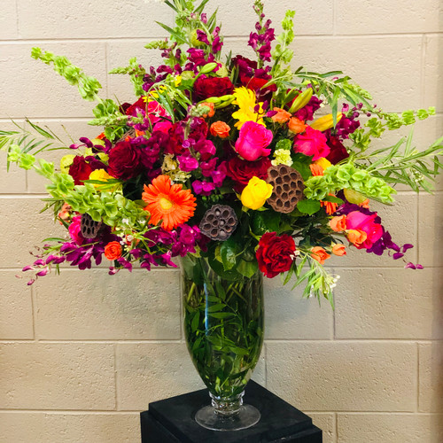 Phenomenal Fall in Rockville MD, Palace Florists