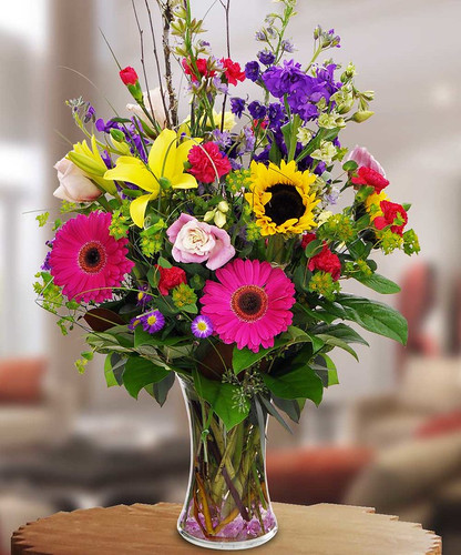 Southern Wildflowers in North Bethesda MD, Palace Florists