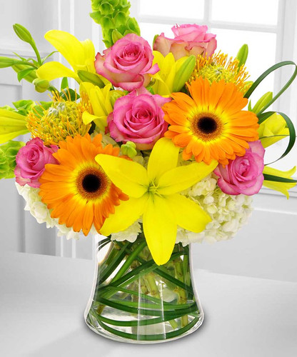 Colorburst in Bethesda MD, Palace Florists