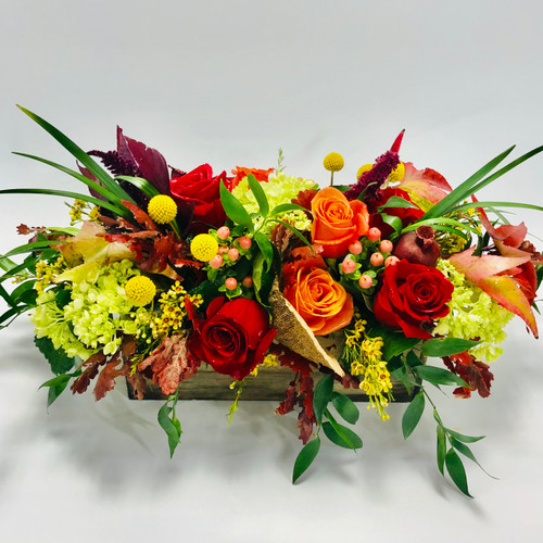 Fall's Box of Love in Rockville MD, Palace Florists