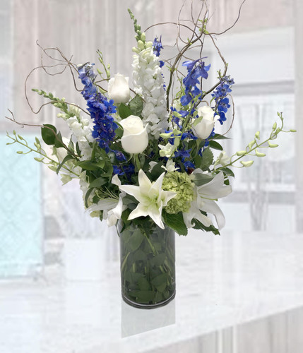 Blue Skies in Bethesda MD, Palace Florists