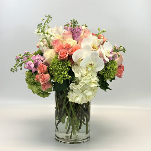 Sweet Love Bouquet - FLOWER SELECTION WILL VARY - Local Delivery Only