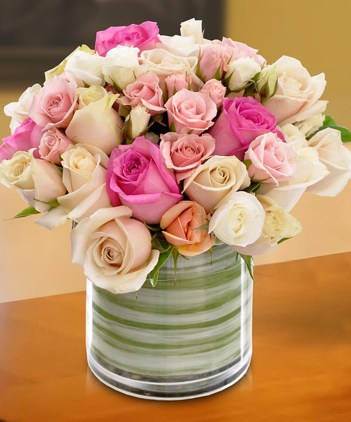 Pink Blooms in Rockville MD, Palace Florists