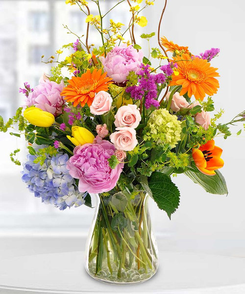 Hints of Spring in Rockville MD, Palace Florists