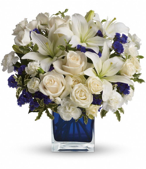 Palace's Sapphire Skies Bouquet