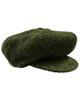Donegal Tweed Men's Driving Cap - Green