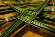 """St Brigid's Day & The Weaving Of """"Rushes"""""""