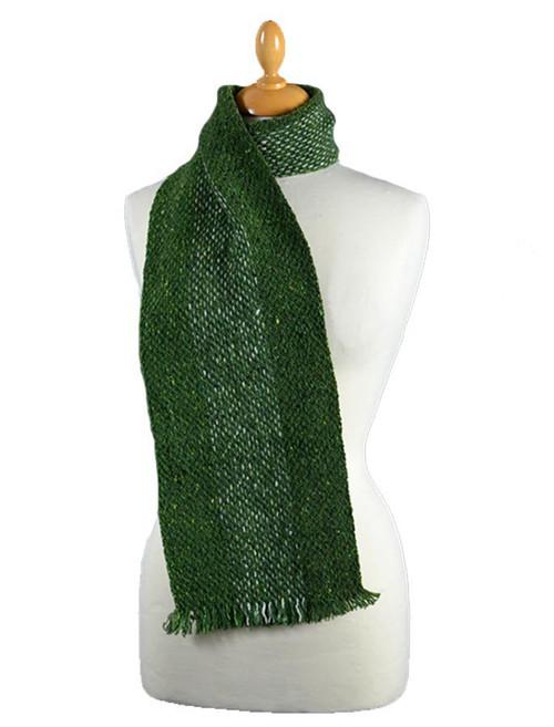 Aghadoe Scarf - Green