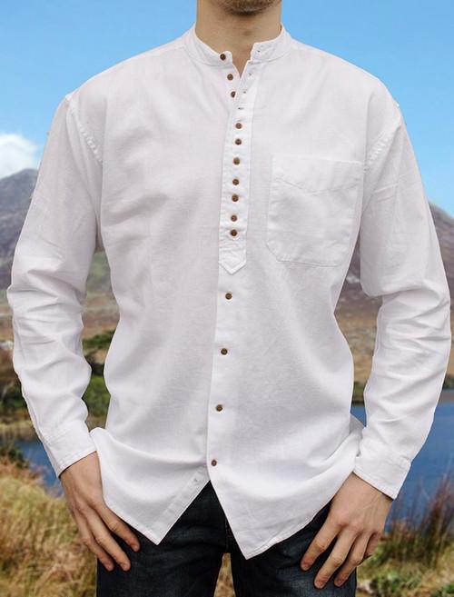 Grandfather Shirt - Plain