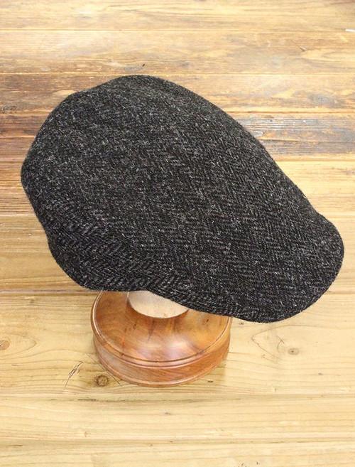 f88aef6c8d1d3 Donegal Touring Cap - Black Herringbone. Quick view Choose Options. Hanna  Hats