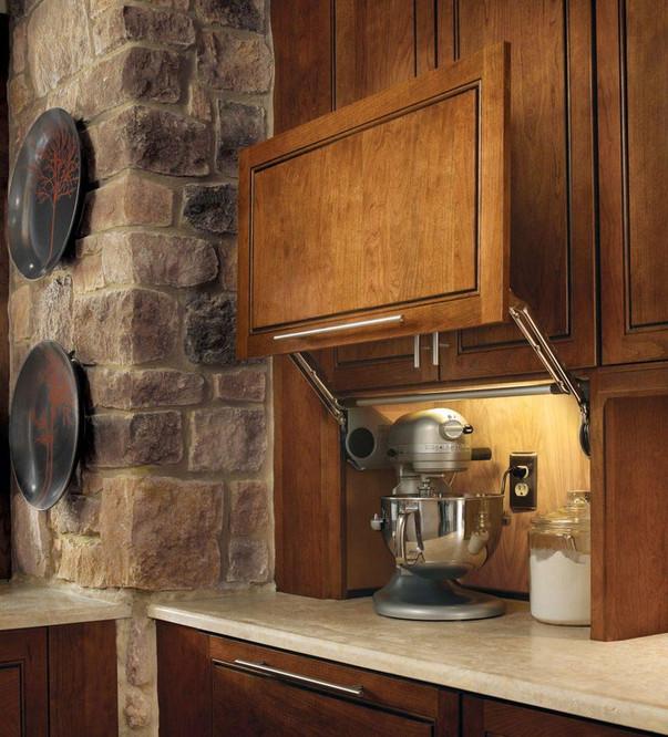 Wall Appliance Garage - KraftMaid