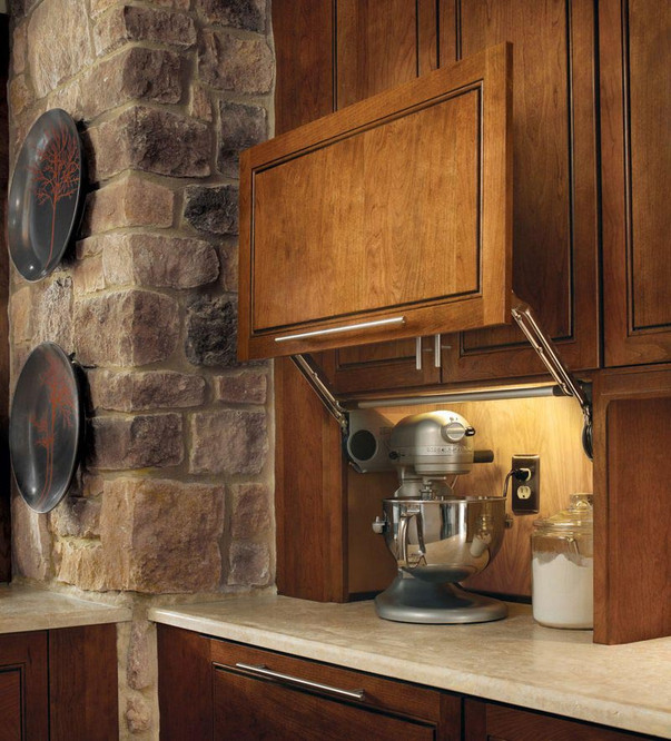 Wall Appliance Garage Kraftmaid