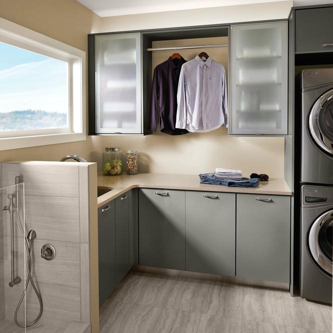 Laundry Room Accessories Storage Kraftmaid