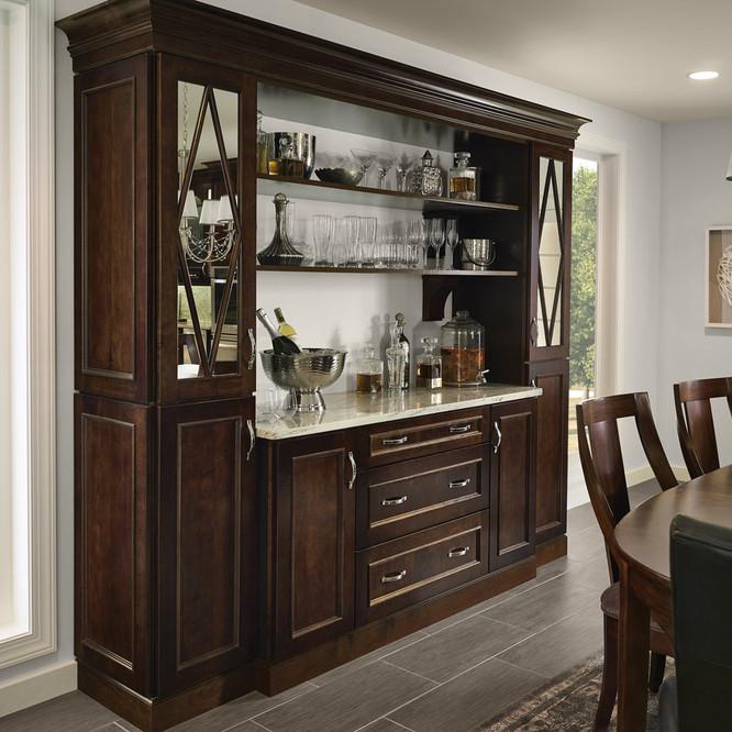Custom Dining Room Furniture Kraftmaid