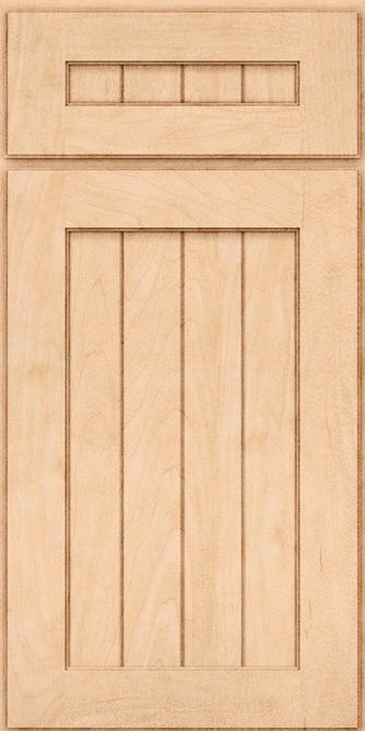 V-Grove Panel