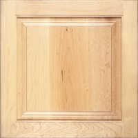 Maple wood for kitchen cabinets.